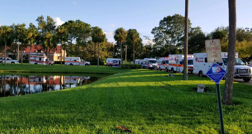 Northside hospital after Irma