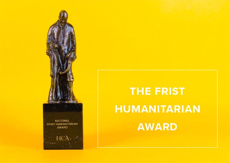 Frist Humanitarian Award
