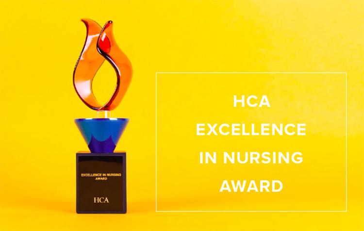 HCA Excellence in Nursing Award