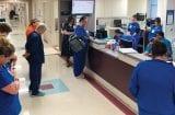 Progressive Care Unit staff at HCA Houston Healthcare Mainland