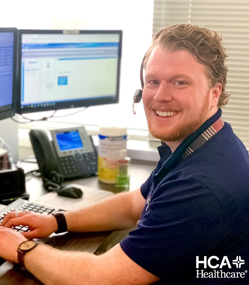 Brad Ewton, RN Mountain Division Transfer Center