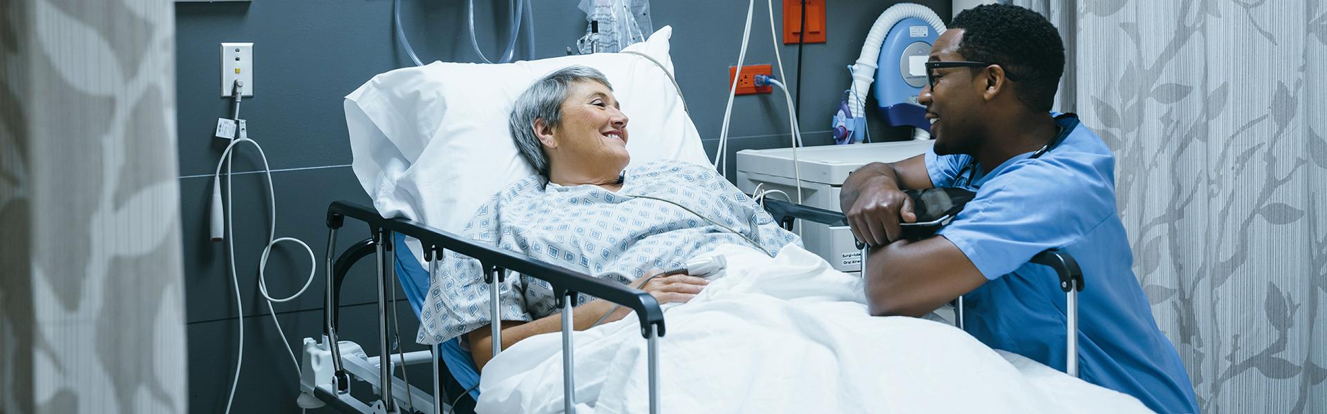 Improving the Patient Experience: Meet Abel Kissaru