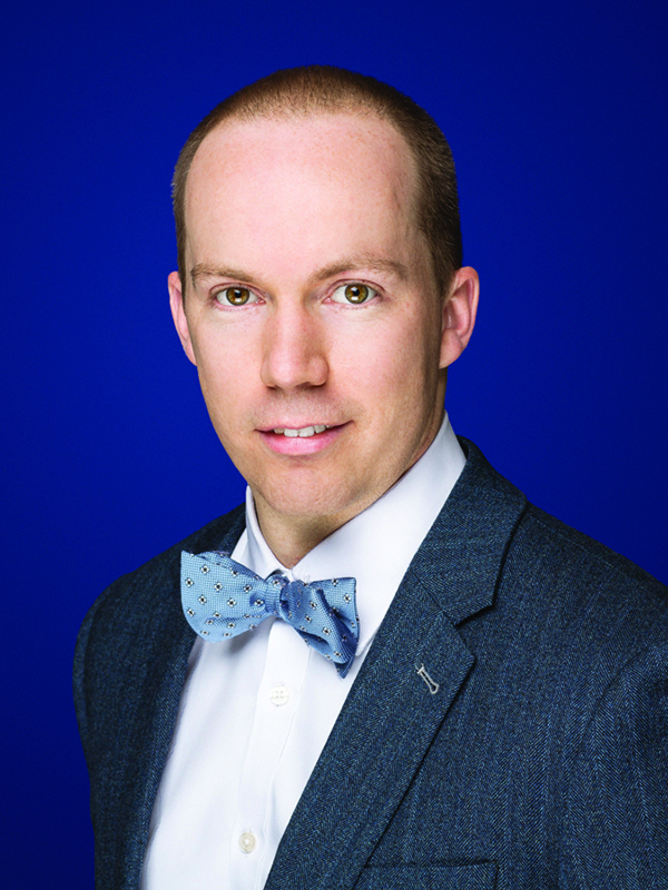Edmund Jackson, Ph.D., Chief Data Officer, HCA Healthcare, Nashville, Tenn.