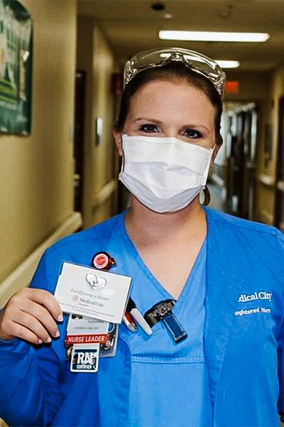 Amy Doblado BSN, RN, CCRN ICU