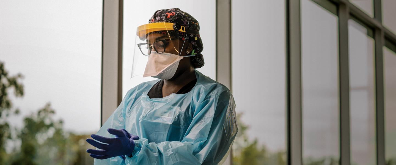 Keshia Arigbe, BS, RRT, BSN, RN Critical Care Unit