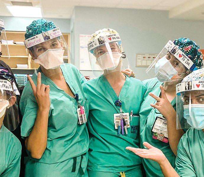 Beyond the Mask Mercy Hospital