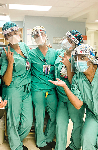 Beyond the Mask Mercy Hospital