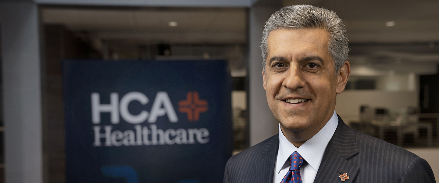 HCA Healthcare Message From the CEO