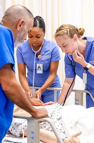 HCA Healthcare nurses shaping the future of healthcare