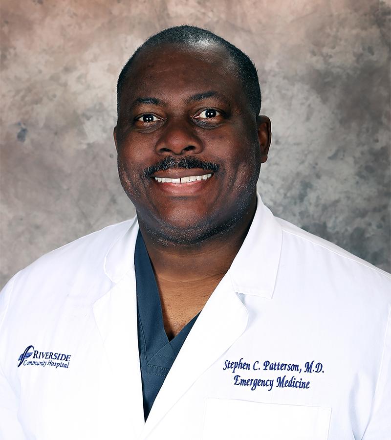 Steve Patterson, M.D.